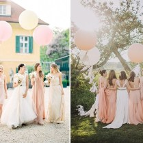 How To Create A Peach And Coral Colour Themed Wedding With Your