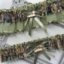 Hunting Camouflage Wedding Garters Camo Ideas Top