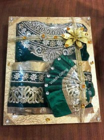 Indian Wedding Trousseau Gift Packing