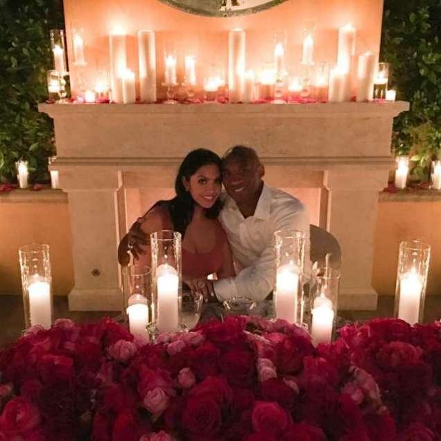 Kobe Bryant Celebrates 15th Wedding Anniversary