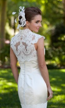 Lace Wedding Bolero Lace Bolero Lace Shrug Phoebe