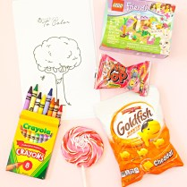 Make These Cute Kids Wedding Favors Free Coloring Pages!