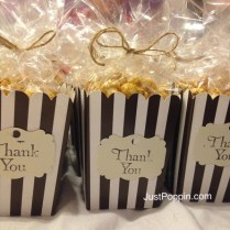 Making Diy Party Favors With Bulk Popcorn