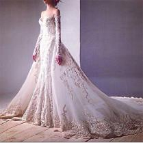 Online Buy Wholesale Wedding Dresses With Detachable Train From