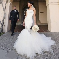 Online Get Cheap Silk Bridal Gowns