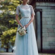 Pale Blue Wedding Dress Naf Dresses