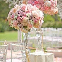 Pink And Gold Wedding Theme