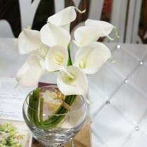 Popular Calla Lily Wedding Centerpieces