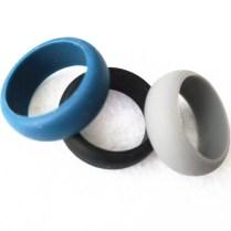 Popular Silicone Wedding Ring