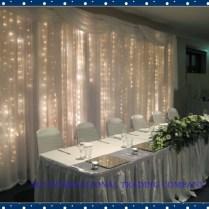 Popular Wedding Curtain Backdrops