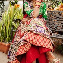 Punjabi Bridal Wedding Dresses Collection 2017 Trends