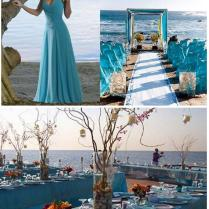 Purple And Turquoise Wedding Ideas Adorable Purple And Turquoise