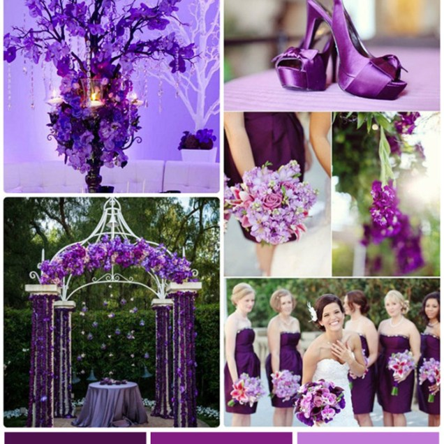 Purple Wedding Ideas For Fall Purple Inspiring Wedding Card Design