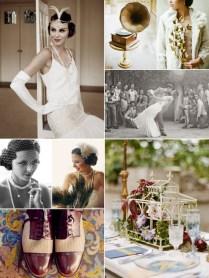 Roaring Twenties Wedding