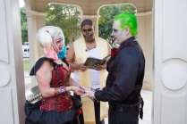 S A Couple Solidifies 'mad Love' With Joker, Harley Quinn
