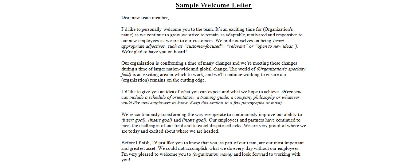 Wedding welcome letter sample sample wedding welcome letterbusiness letter examples thecheapjerseys Image collections