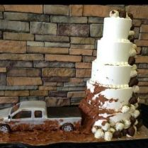 Similiar Redneck Wedding Cake Ideas Keywords