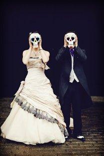 Similiar Skull Themed Wedding Keywords