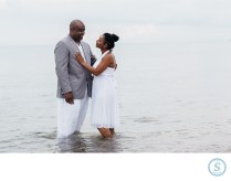 Small Beach Wedding Photos
