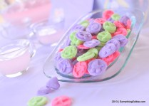Somethingedible On Video How To Make Mints For A Wedding Or Baby
