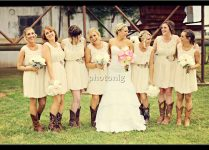 Southern Style Wedding Dresses Simple Elegant Satin Wedding Dress