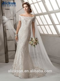 Spanish Lace Wedding Gowns