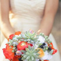 Succulent Wedding Bouquets – The Art Of Weddings Fashion, Diy And