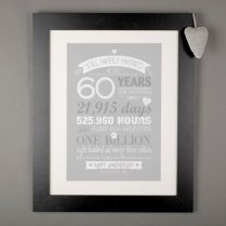 Superb 60th Wedding Anniversary Gift Ideas 3 First We Had Each