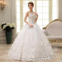Sweetheart Neckline Princess Ball Gown Wedding Dress Â« Bella Forte