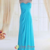 Turquoise Bridesmaid Dresses For Beach Wedding,turquoise