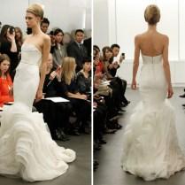 Vera Wang Fall 2013 Bridal Dresses