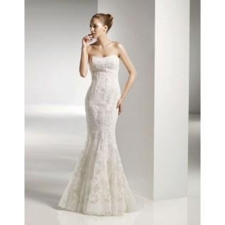 Wedding Dresses Lace Mermaid Style