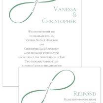 Wedding Invitations Infinity Symbol Wedding Inspiring Wedding