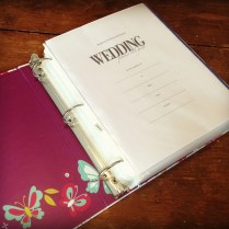 Wedding Planning Binder Your Easy Step