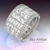Wide Wedding Bands For Women With Diamonds Free Shipping Fashion