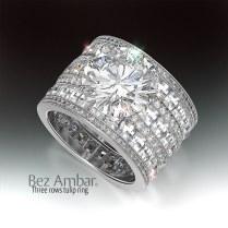 Wide Wedding Rings With Diamonds Rscmloqqr