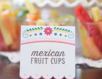 Fiesta Mexican Party Ideas For A Bridal Shower
