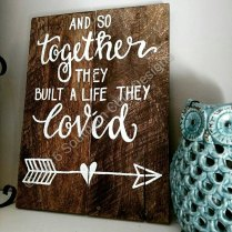 Love Wood Sign Wood Signs Wood Signs Sayings Wedding Signs