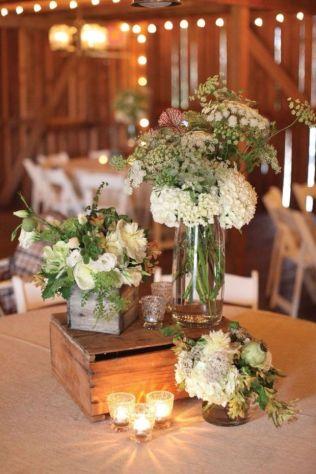 Stylish Rustic Wedding Decor 1000 Ideas About Barn Wedding