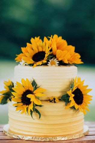 47 Sunflower Wedding Ideas For 2016 – Elegantweddinginvites Com Blog