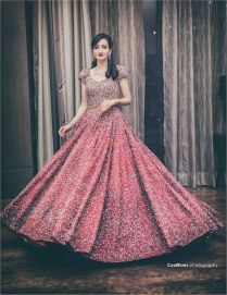 Beautiful Indian Bridal Gowns Wedding Dresses 21 About Remodel