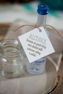 Best 25 Alcohol Wedding Favors Ideas On Emasscraft Org
