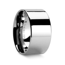 Browning Flat Polished Finish Tungsten Carbide Band