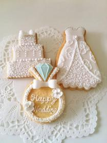 Cookie Wedding Favours Ideas 20 Scrumptious Treat 2162385