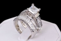 Ebay White Gold Wedding Rings Beautiful New Browning Wedding Rings
