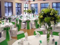 Elegant Green Wedding Decorations For Reception 67 For Table