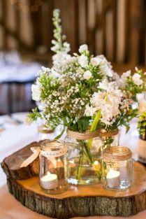 Homemade Wedding Table Centerpieces 6363