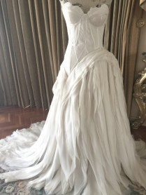J'aton Wedding Dress On Sale 64 Off