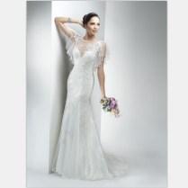 Mermaid Wedding Dress Illusion Back Luxury Crystal Vestidos