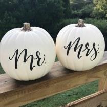 13 Fall Wedding Ideas With Pumpkin Decorations (that Aren't Basic